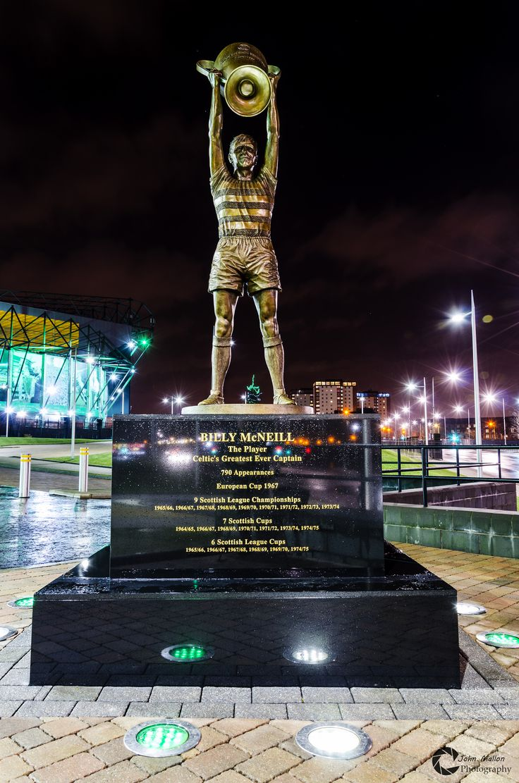 https://flic.kr/p/CeYpgJ | Billy McNeill statue