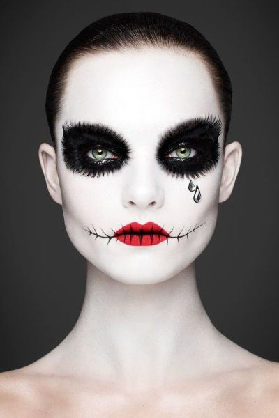 455 best Best Halloween Makeup images on Pinterest | Costume ...