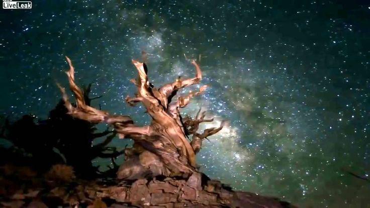 TimeLapse HD (Nuestra Galaxia La Vía Láctea)