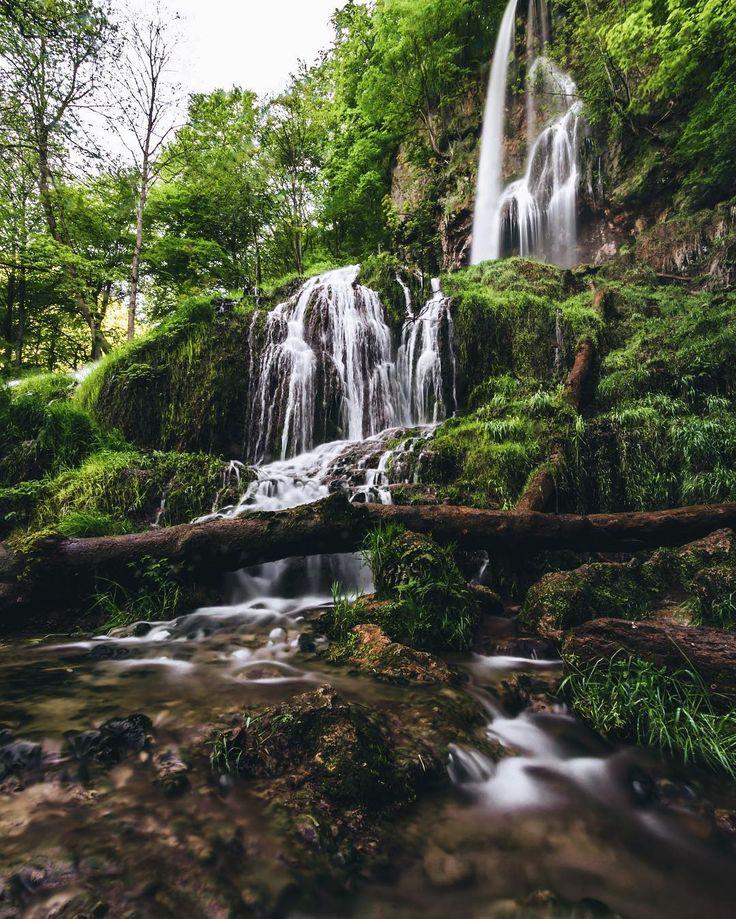 Bad Urach, Uracher Wasserfall