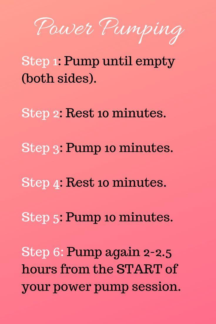 Power Pumping Schedule Breastfeeding Pumping Nursing Nursingjourney Powerpumping Power Pumping Schedule Pumping Schedule Power Pumping