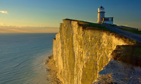Belle Tout lighthouse, Sussex.