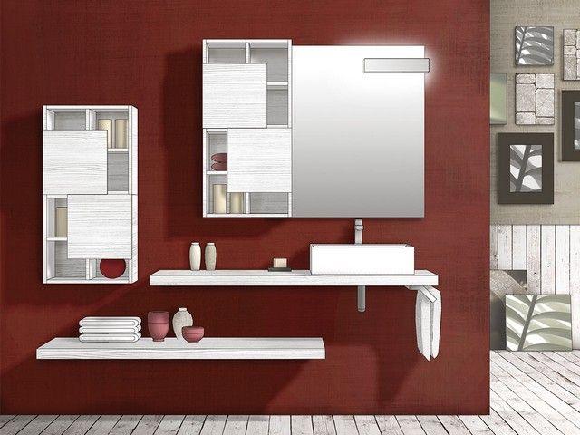 Mobili modulari ~ Best mobili bagno componibili qubo images ark