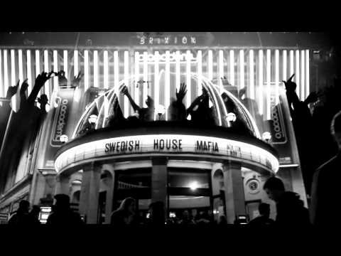 Swedish House Mafia at Academy Brixton 2009