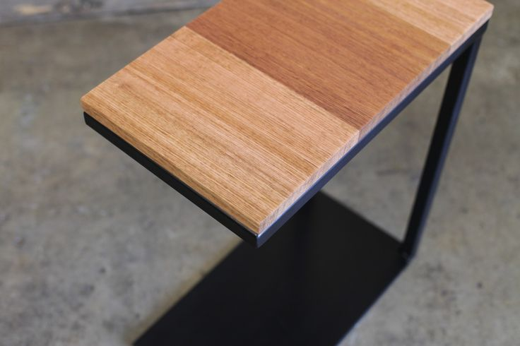 All G by Made/Ingrain Table  |  It can be a bedside, coffee or side table and is perfect for small places or fit into those little nooks crying out for some attention. Made of recycled timber, Ingrain is a company very big on sustainability which we love! #sustainabletimber #sidetable #table #bedside #recycledtimber #coffeetable