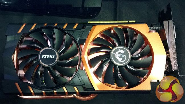 MSI Unveils Limited Edition GeForce GTX 970 Gold | Computer Hardware Reviews - ThinkComputers.org