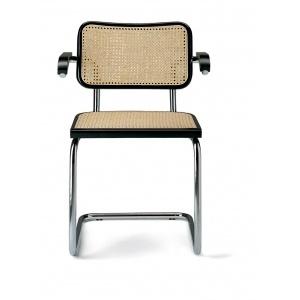 Sedia in metallo cromato, dal produttore al consumatore, creazione e produzione made in Italy.
