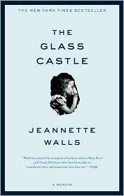 The Glass Castle by Jeannette Walls- Reading this now. It is a fantastic memoir. She paints magical pictures of a childhood of neglect and the journey to a better life. It's inspiring, really, and I haven't even finished it yet.