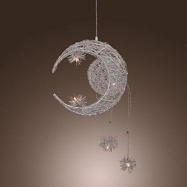 Moon Star Featured Pendant Light with 5 Lights – EUR € 98.99