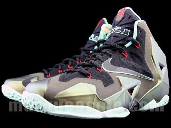 Nike LeBron 11 Armory Slate