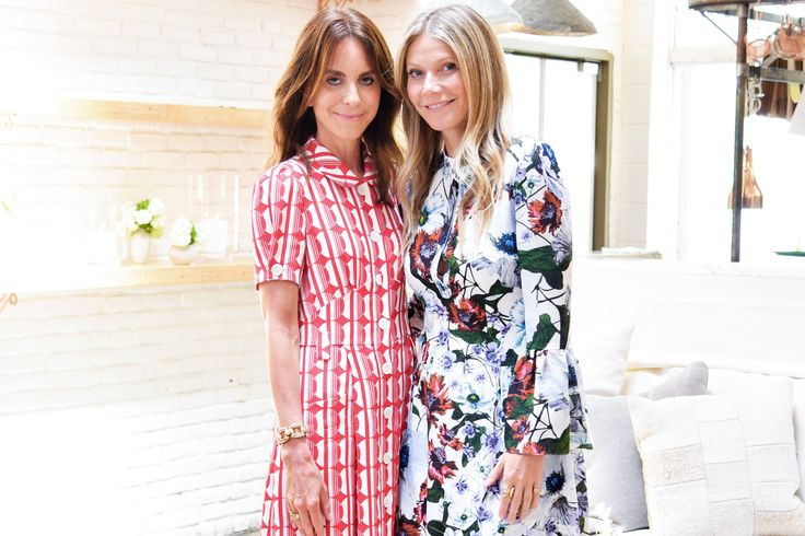 Goop Net-a-porter Celebrate Gwyneth Paltrows Mothers Day Edit in Venice Beach