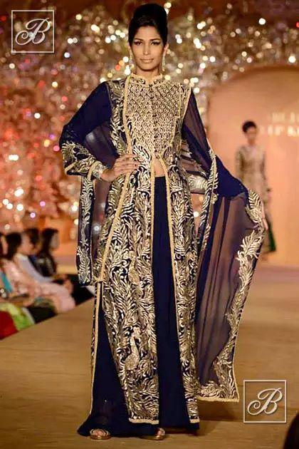 Abu Jani Sandeep Khosla The Golden Peacock collection