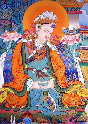 Triszong Decen tibeti uralkodó, Me Agcom fia, aki 755 és 797 vagy 804 között uralkodott.