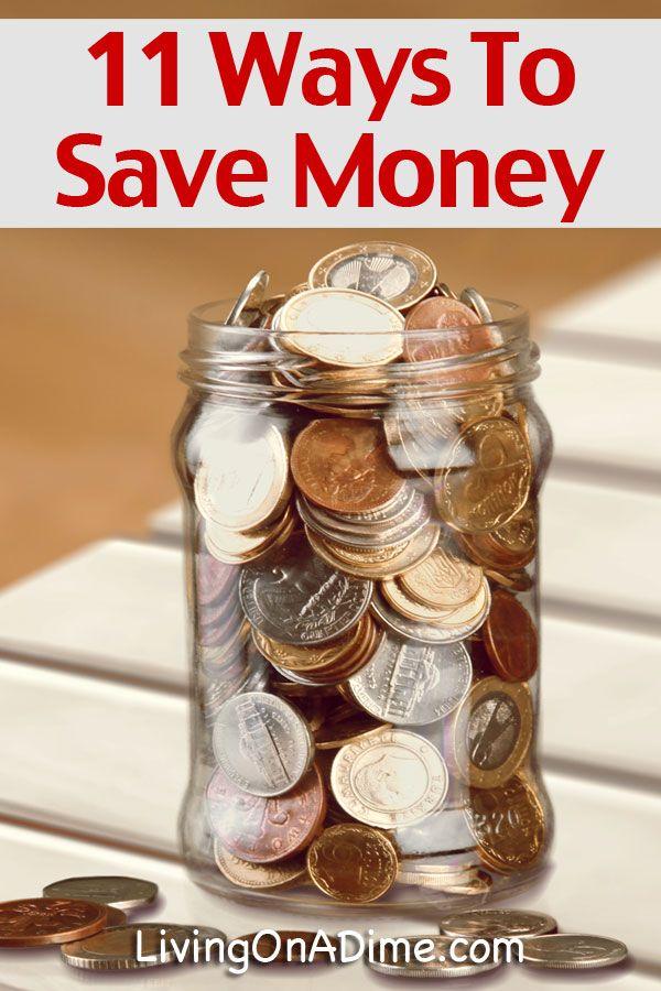 11 Frugal Living Tips