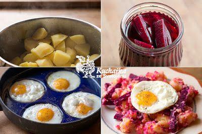Kuchařka ze Svatojánu: BRAMBORY S ŘEPOU A VOLSKÝM OKEM