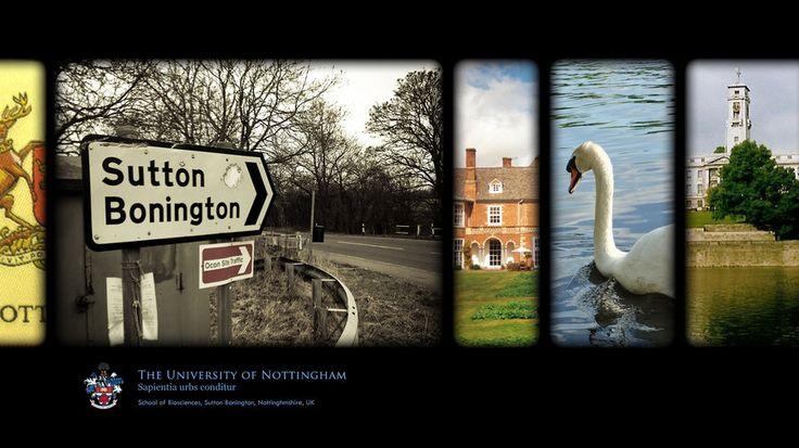 University of Nottingham Sutton Bonington Campus