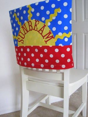 Primary Class Chair Covers