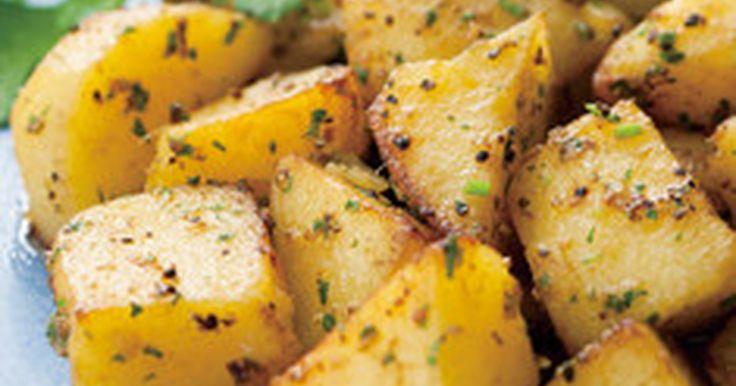 アンチョビポテト by おいしいコープ [クックパッド] 簡単おいしいみんなのレシピが251万品