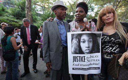 Vigil Held For Islan Nettles, Transgender Woman Killed in Harlem - COLORLINES