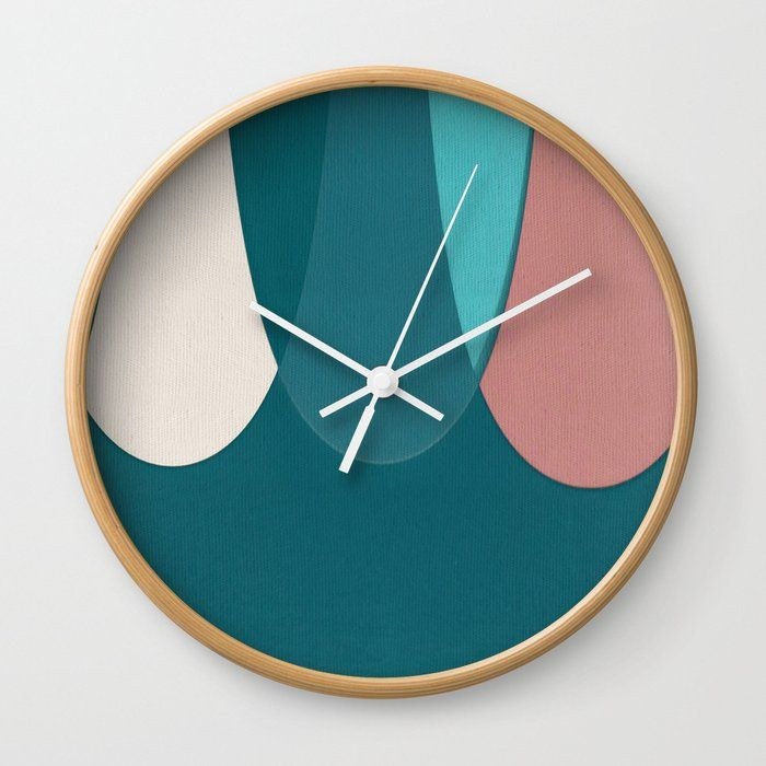 Good Times Rethink The Traditional Timepiece As Functional Wall Decor You Ll Love How Our Artists Are Converting Some Of Their Co Wall Clock Clock Time Piece