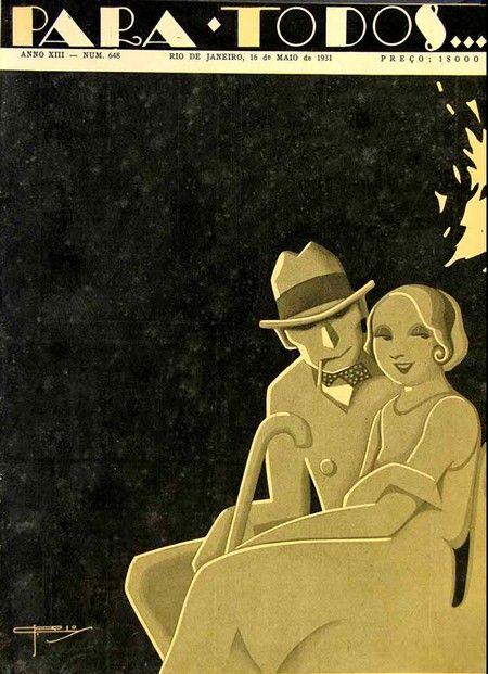 Iba Mendes: Capas de revistas antigas - I