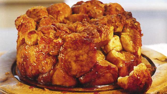 CASA | 500 petits déjeuners | Monkey bread