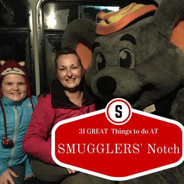 31 Things To Do at Smugglers' Notch Resort Vermont #Smuggs #Travel - Thrifty Mommas Tips