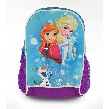 Frozen rygsæk - rigtig flot pige rygsæk med de kendte figurer
