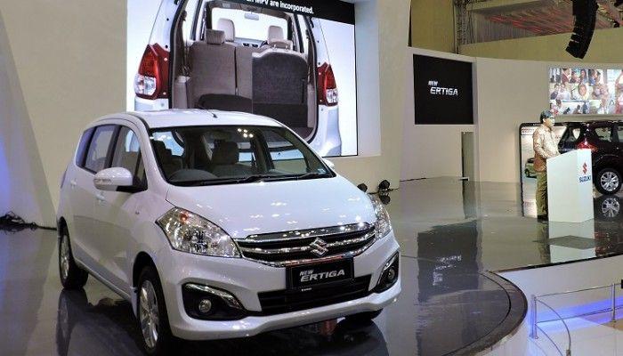 Selain dari kapasitas mesin yang gahar, kelebihan dari Suzuki Ertiga lainnya ialah mempunyai desain body dan desain ekterior mobil Suzuki New Ertiga yang terlihat mewah dan Compack. #kelebihan #suzuki #ertiga