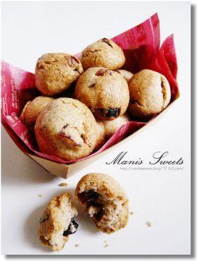 「ころころミックスベリークッキー」*Manis* | お菓子・パンのレシピや作り方【cotta*コッタ】