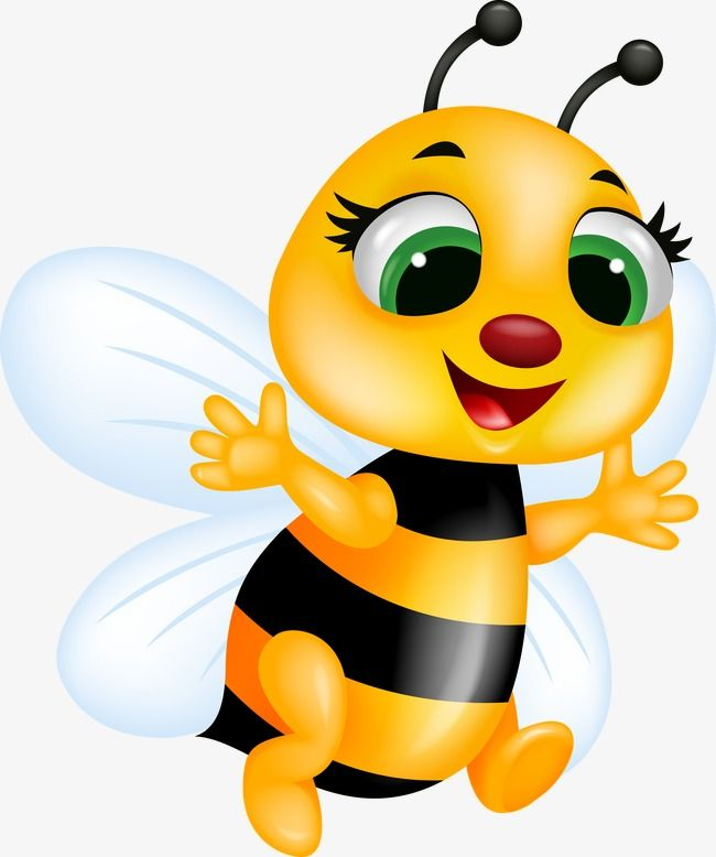 Cute Bee Bee Clipart Cute Clipart Lovely Png Transparent Image And Clipart For Free Download Bee Illustration Cartoon Bee Bee Clipart