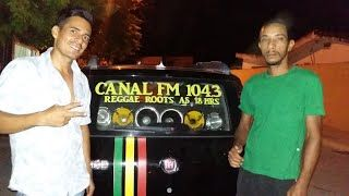 Fotos - Rádio Reggae Canal California Dolby Digital