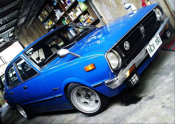 JDMEURO.com JDM Wheels and Trends Archive » » Old School Toyota ...