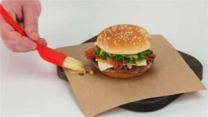 FREE McDonald's Frork or Sandwich on http://www.icravefreebies.com/