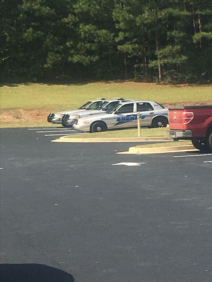 Heard County Sheriffs Department Crown Vics.