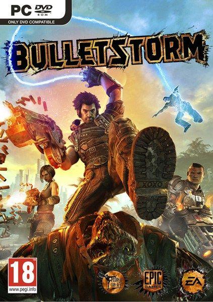 BULLETSTORM Pc Game Free Download Full Version
