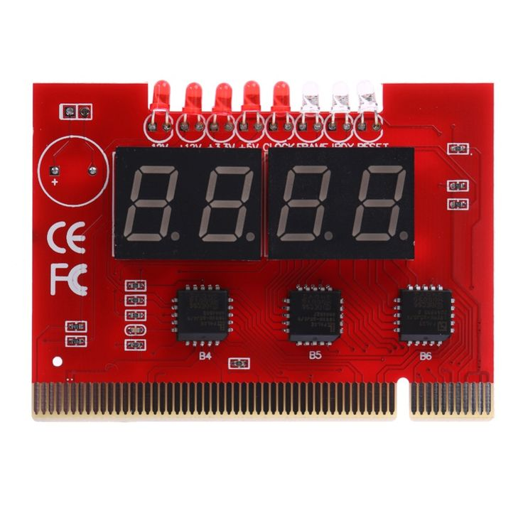 $2.39 (Buy here: https://alitems.com/g/1e8d114494ebda23ff8b16525dc3e8/?i=5&ulp=https%3A%2F%2Fwww.aliexpress.com%2Fitem%2FFW1S-PC-4-digit-Code-Mainboard-Motherboard-Diagnostic-Analyzer-Tester-PCI-Card-Free-Shipping%2F32574788530.html ) PC 4-digit Code Mainboard Motherboard Diagnostic Analyzer Tester PCI Card   for just $2.39