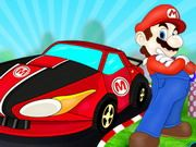 Mario Kart Drifting Flash Game. Drift your car on the annulus road and drift 5 laps as fast as possible. Play Fun Mario Kart Games Online.