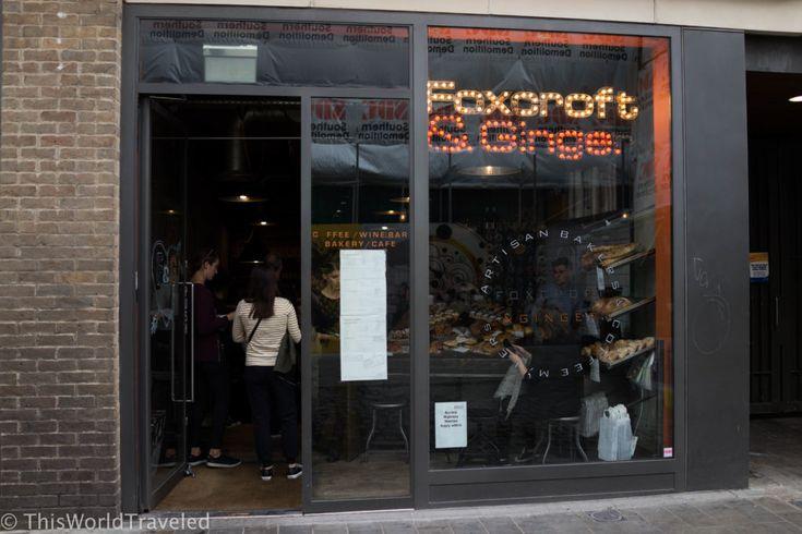 Foxcroft & Ginger in London