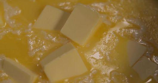Kuchař ví: Jak si jednoduše připravit přepuštěné máslo