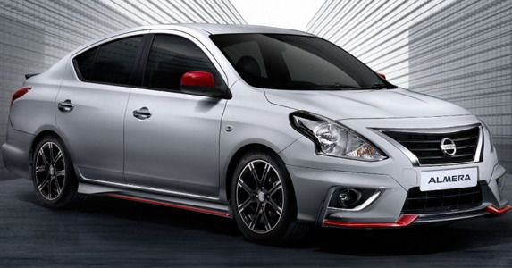 Buy this Nissan Almera Nismo next year 2016 <3 *P/s : Goal achieved!!!
