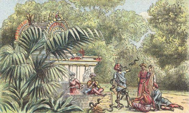 Petit temple - Pondichéry #Pondichery #old #temple