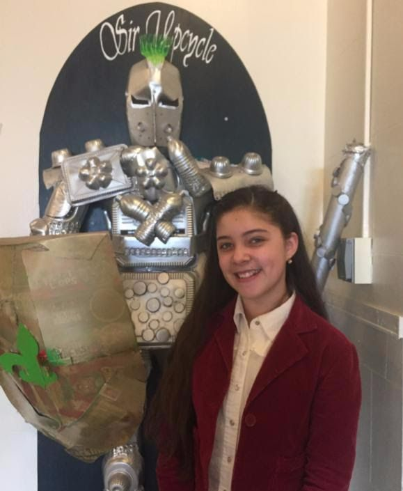 After Arriving from Mexico, Sofia Ochoa Excels at IEYMS