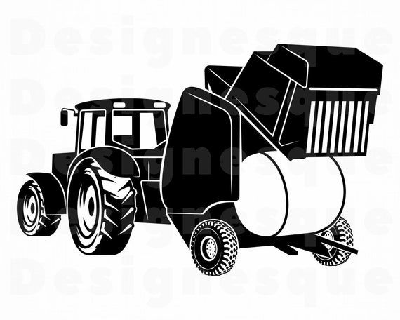 This is how i roll Farm tractor svg Tractors svg vinyl cut files cricut design space Clipart for silhouette cut file