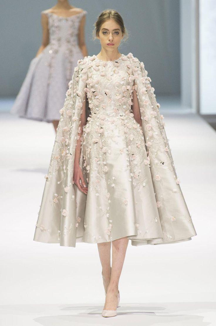 Défilé Ralph & Russo Printemps-été 2015 Couture
