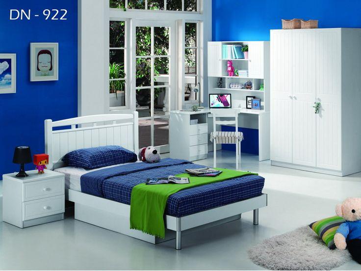 Minimalist Trendy And Fabulous Boys Bedroom Decorating Idea With ... #interior #bedroom
