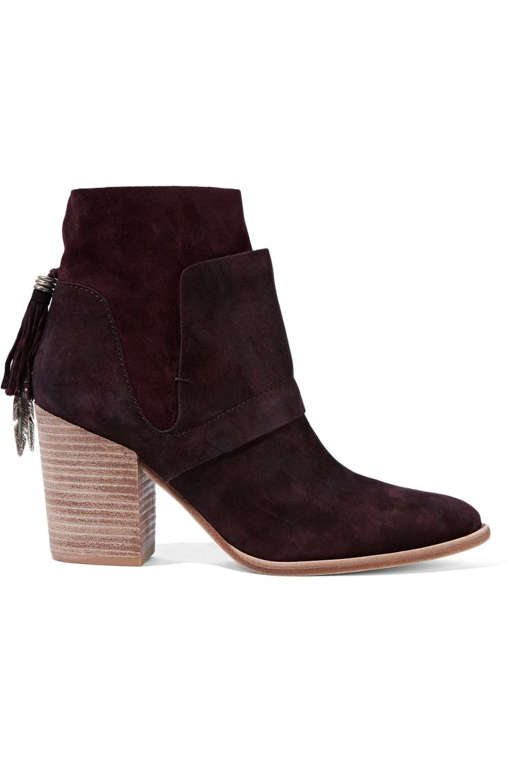 Sigerson MorrisonGianna suede ankle boots