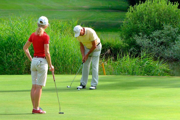 Green - Golf Club Udine Italy