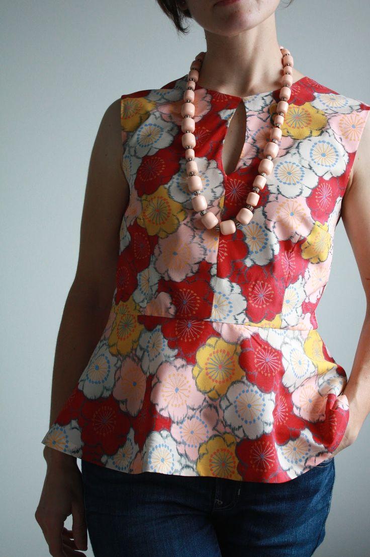 29 besten Salme patterns made by you Bilder auf Pinterest | Kimonos ...
