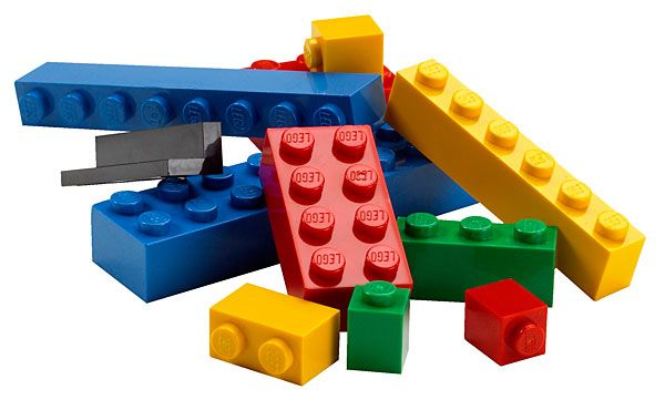 S/L Therapy is Child's Play with LEGOs!